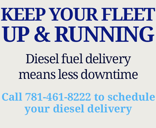 Diesel Delivery for Boston MA construction fleets
