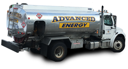 Diesel Fuel Delivery Truck Advanced Energy Norwood, MA