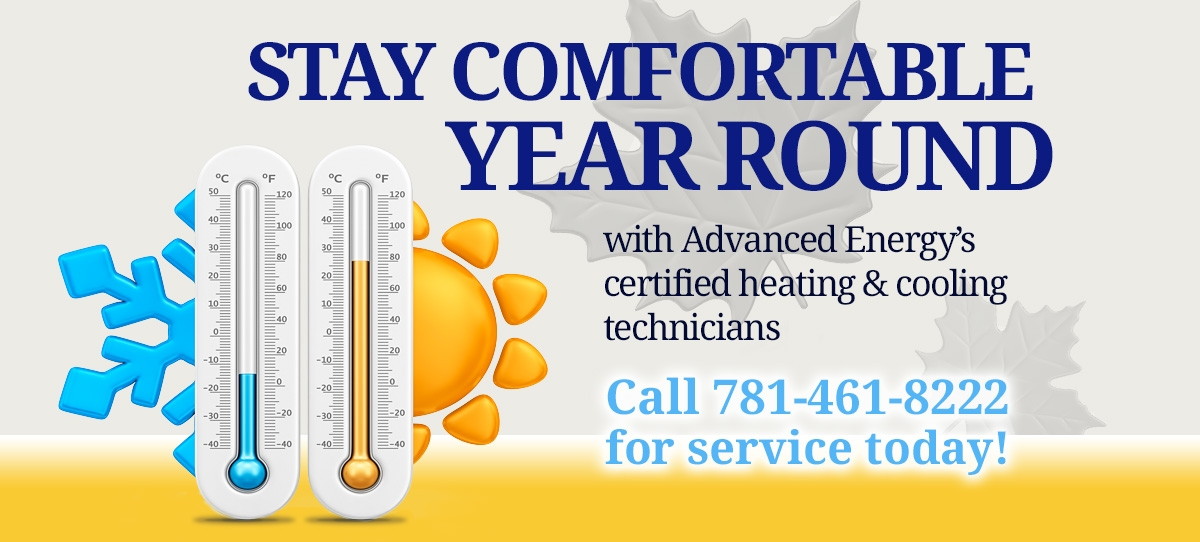 Advanced Energy Heating Cooling HVAC service MA
